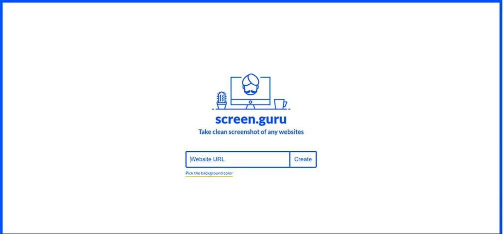 Capturas de Pantalla de Páginas Web – Screen Guru 📷