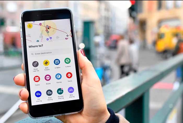 Berlín unifica el Transporte Público en una APP