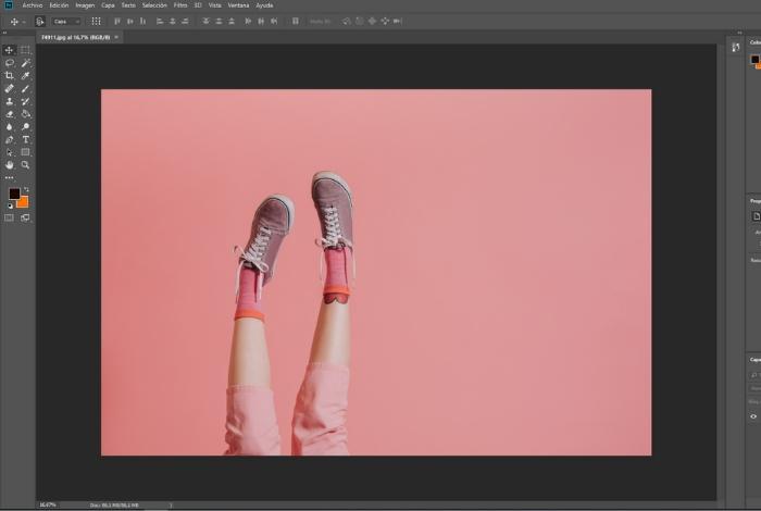 Cómo optimizar las imágenes de tu web con Photoshop