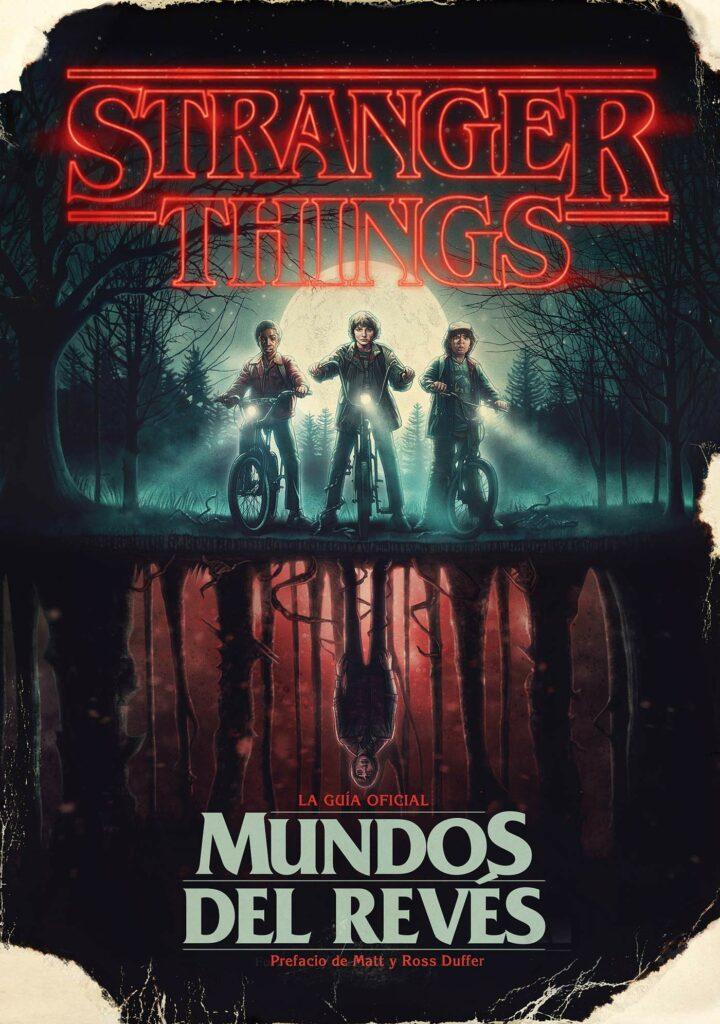 Letras Stranger Things El Mundo al Revés