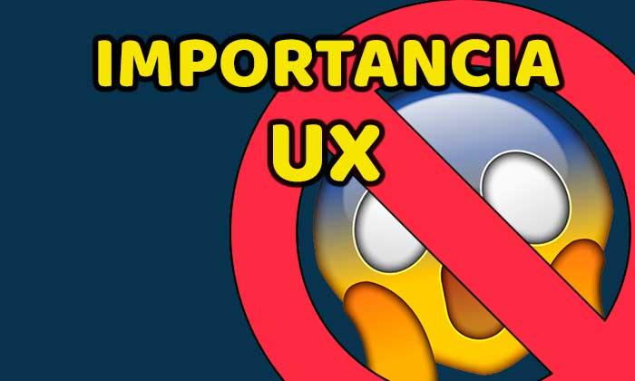 Importancia del UI y UX