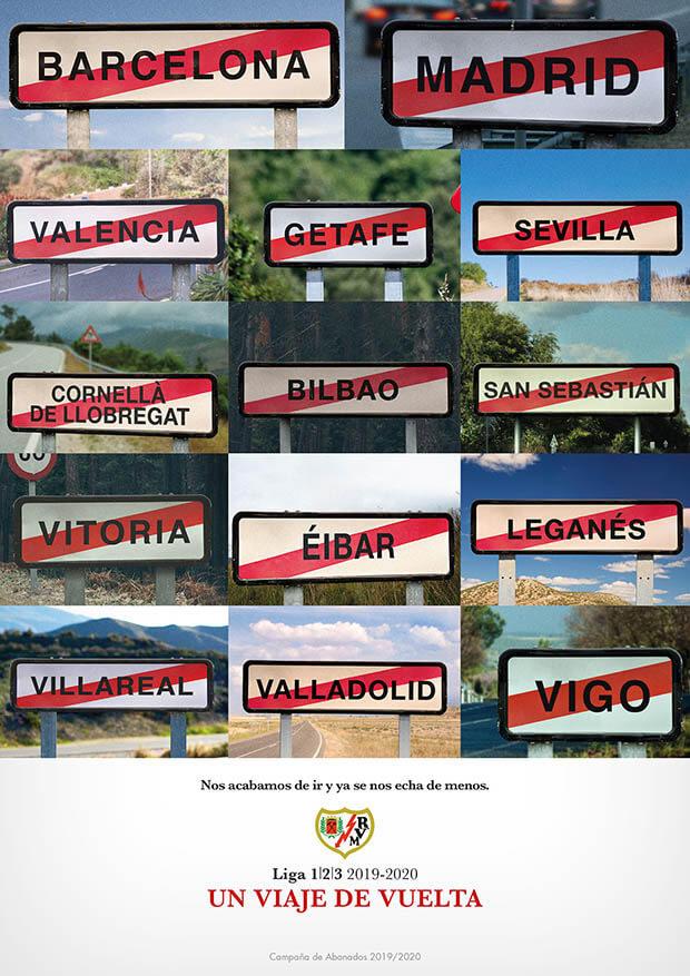 Campaña del Rayo Vallecano