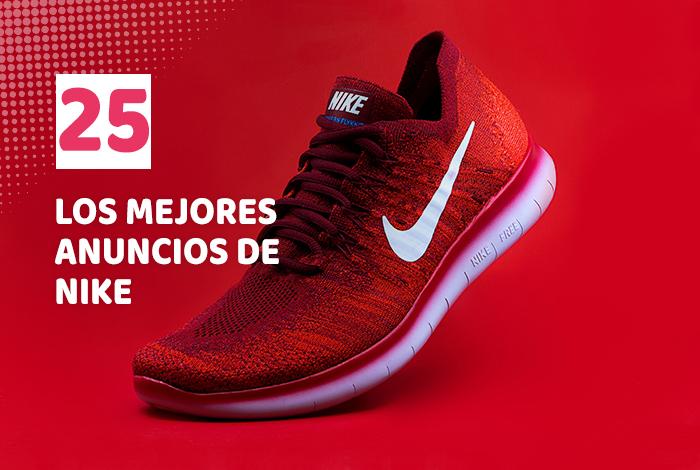 Los mejores anuncios de Nike