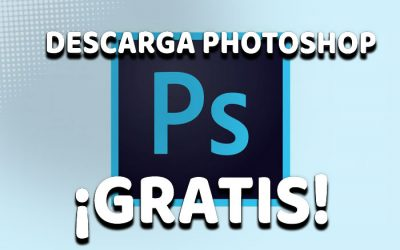 Descargar Adobe Photoshop GRATIS