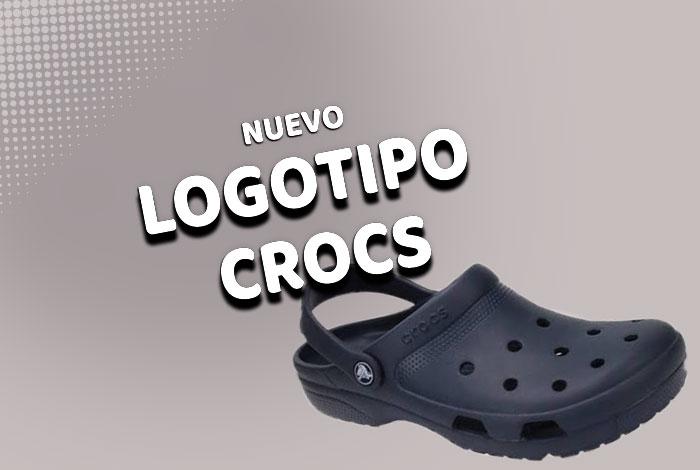 Nuevo logo de Crocs