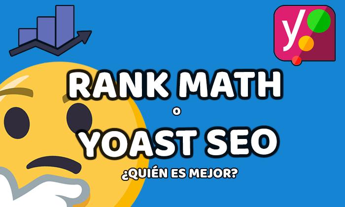 Rank Math o Yoast SEO