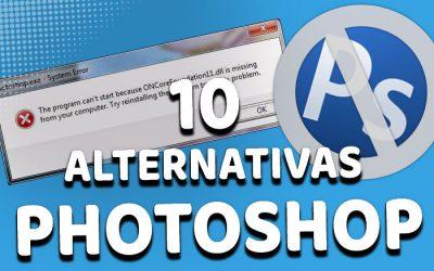 Las 10 mejores alternativas a Photoshop