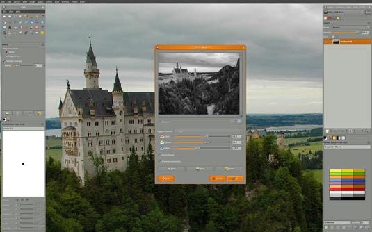GIMP Alternativa Photoshop