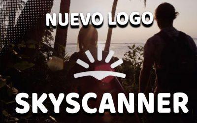Skyscanner cambia de logo