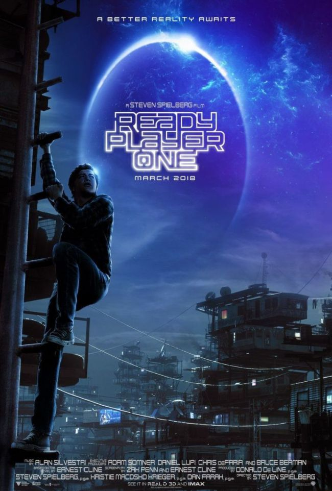 Diseño Ready Player One