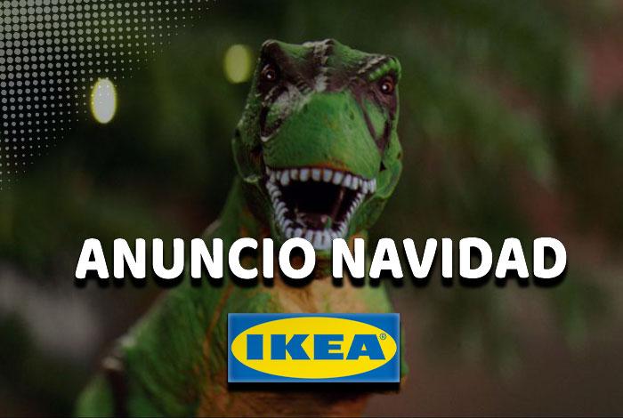 Anuncio de IKEA de navidad 2019