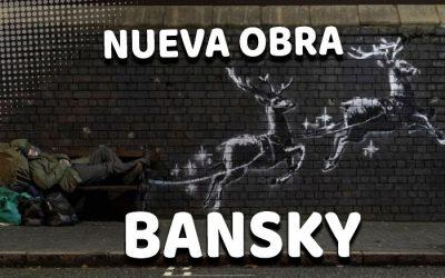 Nueva obra de arte de Bansky