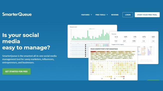 Programar Redes Sociales Smarter Queue