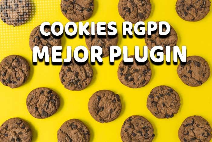 ¿Cuál es el mejor plugin de cookies WordPress RGPD?
