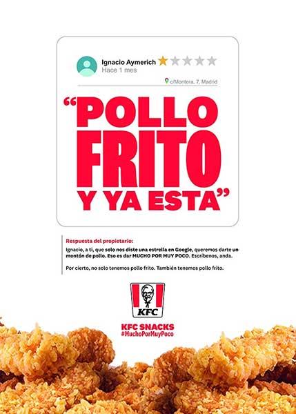 Community Manager de KFC