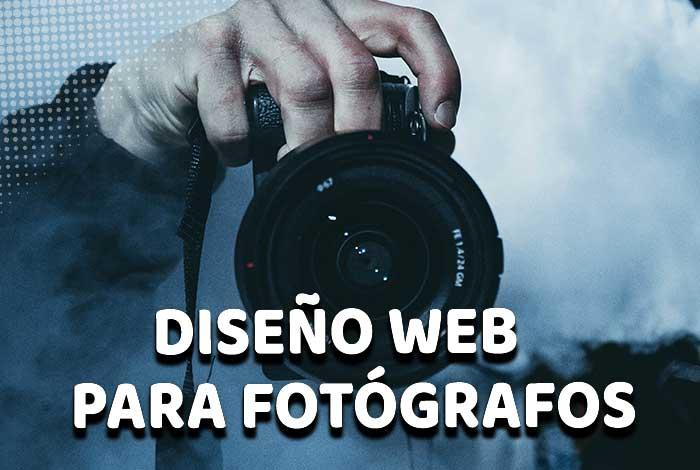 Diseño Web para Fotógrafos y Creativos