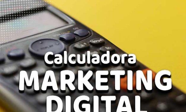 Calculadora de precios marketing digital