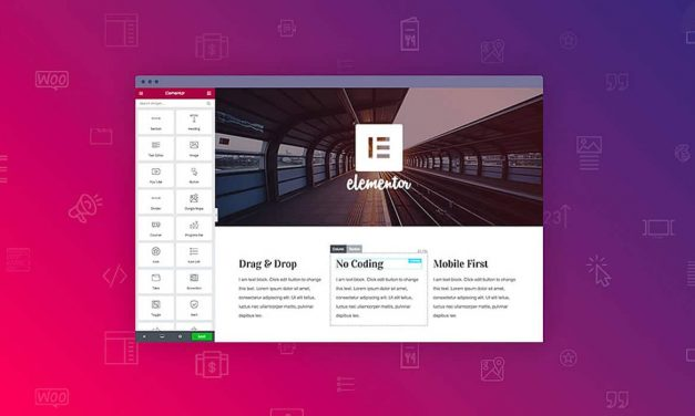 Crea tu página web desde cero con Elementor