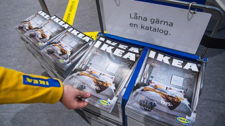Adiós al catálogo de IKEA