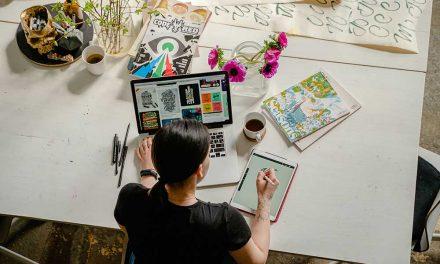 Por qué hacerte diseñador gráfico