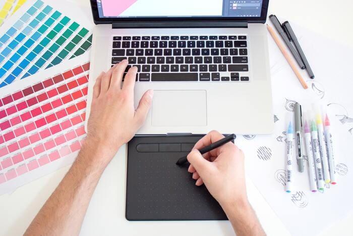 Cursos diseño gráfico con certificado online